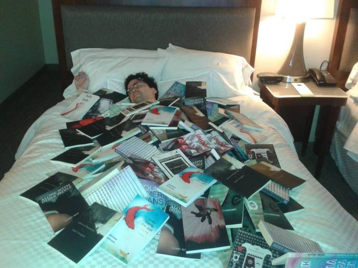 This Photo Summarizes My Time in AWP (2014)